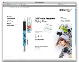 Youngline Produktfinder - California Dreaming